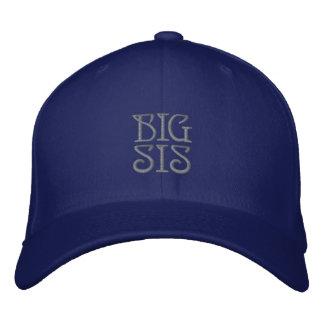 大きいSISによって刺繍される帽子 刺繍入りキャップ