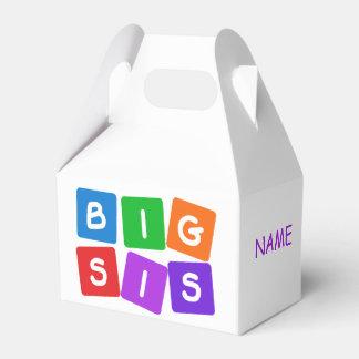 大きいSisのカスタムな好意箱 フェイバーボックス