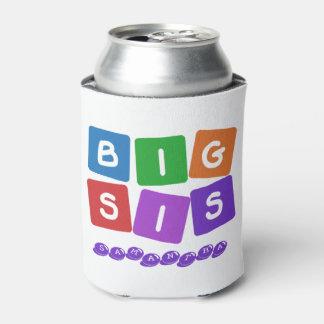 大きいSisの名前をカスタムするはクーラーできます 缶クーラー