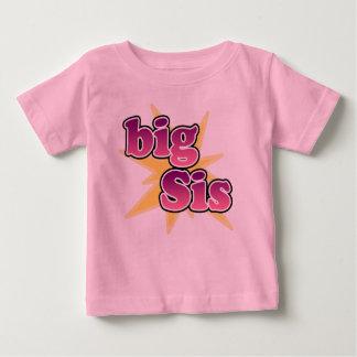 大きいSisのTシャツ ベビーTシャツ