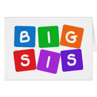 大きいSisカスタムで空白のなカード カード