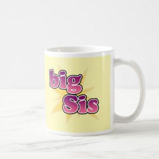 大きいSis コーヒーマグカップ