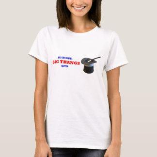 大きいThangs Tシャツ