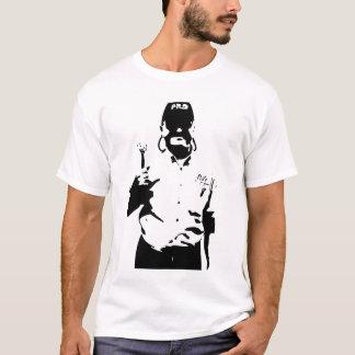大きいVの働き Tシャツ