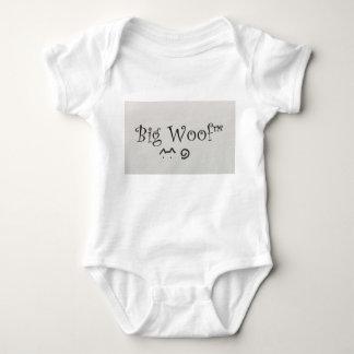 大きいWoofの赤ん坊のギア ベビーボディスーツ