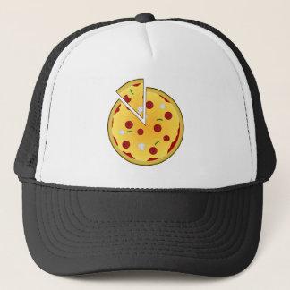 大きくおいしいピザ キャップ