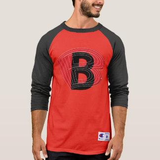 大きくはっきりしたなB Tシャツ