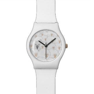 大きく悪いオオカミの腕時計 腕時計