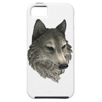 大きく悪いオオカミ iPhone SE/5/5s ケース