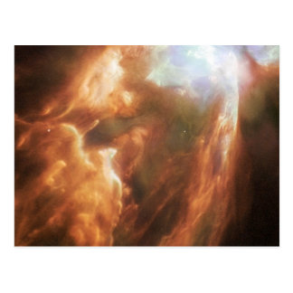 大きく明るい虫の星雲 ポストカード