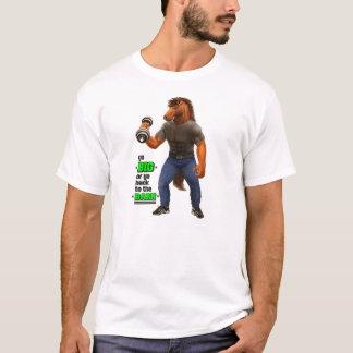 大きく行きますか、または納屋のTシャツに戻って下さい Tシャツ