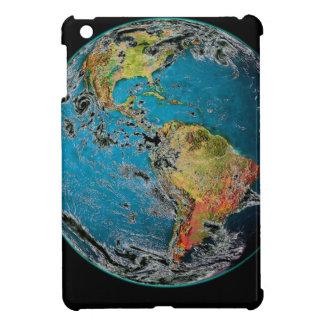 大きく青い大理石 -- 地球 iPad MINIカバー