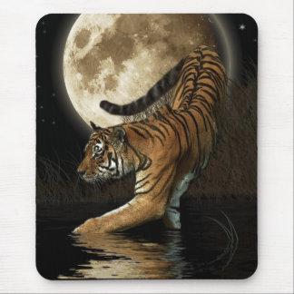 大きな猫ベンガルのシベリアのインドのトラ、マウスパッド マウスパッド