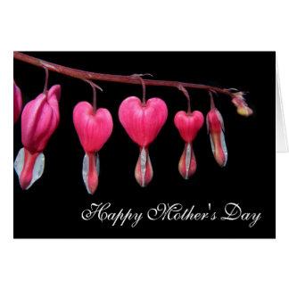 大げさに同情する人の幸せな母の日カード カード