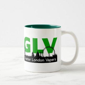 大ロンドンVapers ツートーンマグカップ