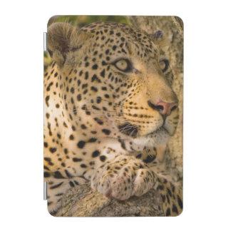 大人のヒョウ(ヒョウ属Pardus)の残り iPad Miniカバー