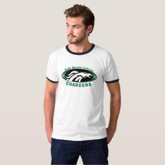 大人の充電器の信号器のTシャツ Tシャツ