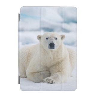 大人の北極は夏のパック氷に関係します iPad MINIカバー