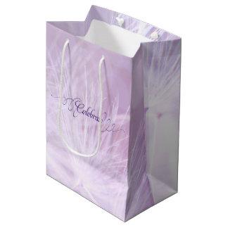 大人の誕生日のカスタムのギフトバッグ ミディアムペーパーバッグ