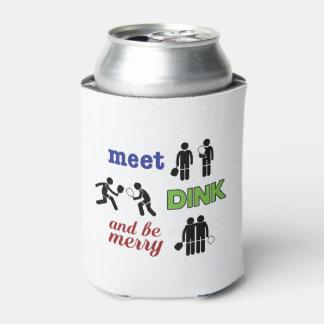 """""""大会、Dink、Pickleballのメリーな""""はクーラーボックスであり 缶クーラー"""