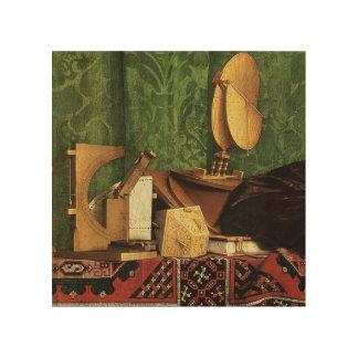 大使1533年 ウッドウォールアート