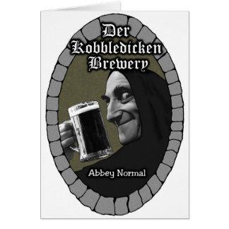 大修道院の常態 カード