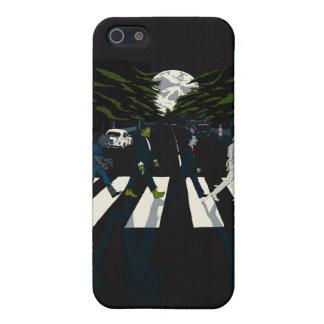 大修道院の道のiphone 4ケースの満月 iPhone 5 カバー