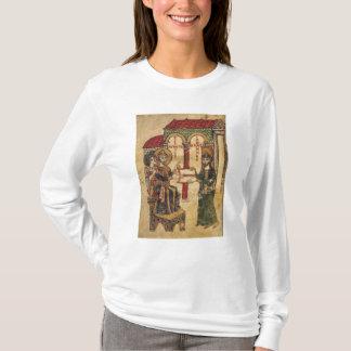 大修道院長のジョンの提供の原稿ベネディクト Tシャツ