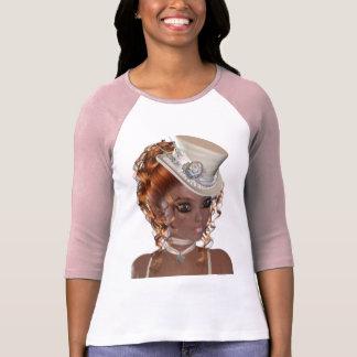 大切なアフリカ系アメリカ人の女性 Tシャツ