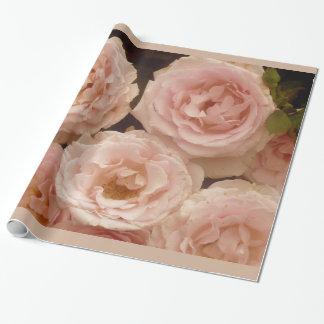 大切なバラの包装紙 ラッピングペーパー