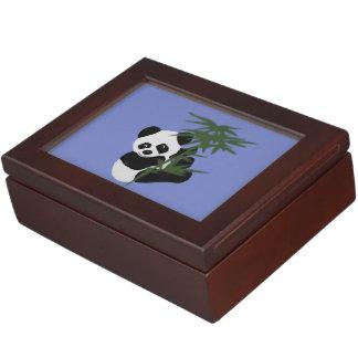 大切なパンダ ジュエリーボックス