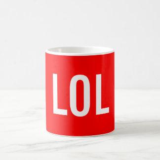 大声で笑うこと コーヒーマグカップ