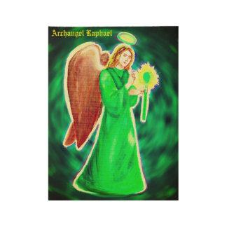 大天使Raphael木Poster#1 ウッドポスター