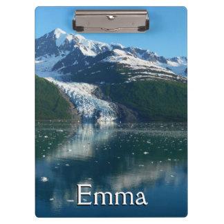 大学フィヨルドII美しいアラスカの写真撮影 クリップボード