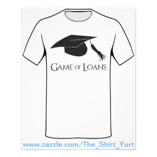 大学卒業の貸付け金のゲーム チラシ