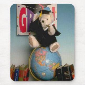 大学院くま マウスパッド