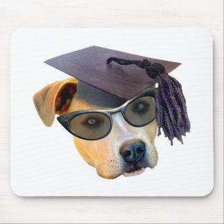 大学院犬 マウスパッド