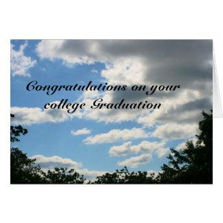 大学|卒業 カード