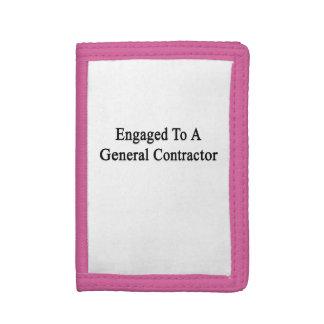 大将にContractor婚約した