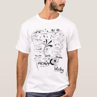 大尉のRandomness Tシャツ