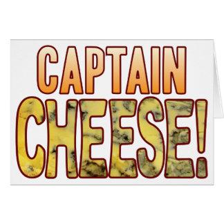 大尉ブルーチーズ カード