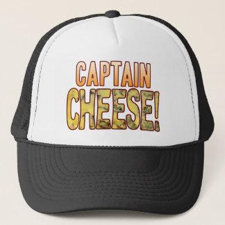 大尉ブルーチーズ キャップ