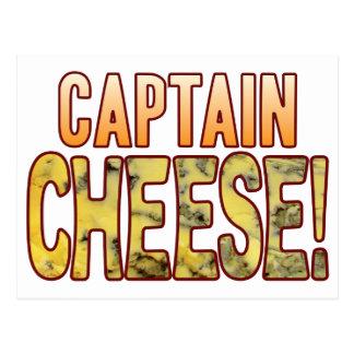 大尉ブルーチーズ ポストカード