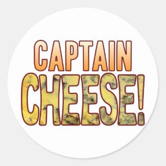 大尉ブルーチーズ ラウンドシール