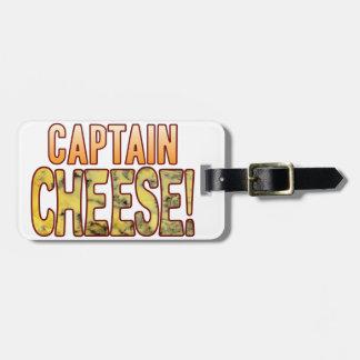 大尉ブルーチーズ ラゲッジタグ
