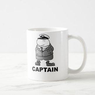 大尉 コーヒーマグカップ