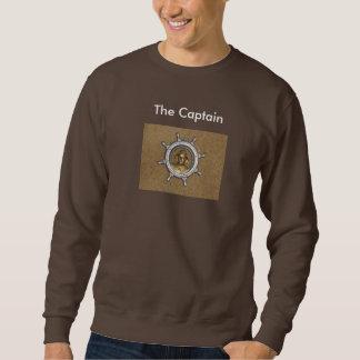 大尉 スウェットシャツ