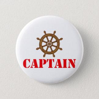 大尉 5.7CM 丸型バッジ