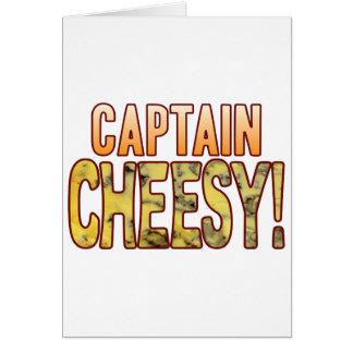 大尉Blue Cheesy カード