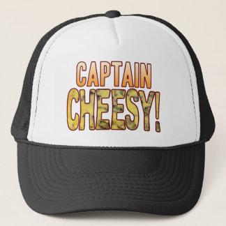 大尉Blue Cheesy キャップ